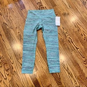 New LULULEMON High Times Leggings Space Dye 10